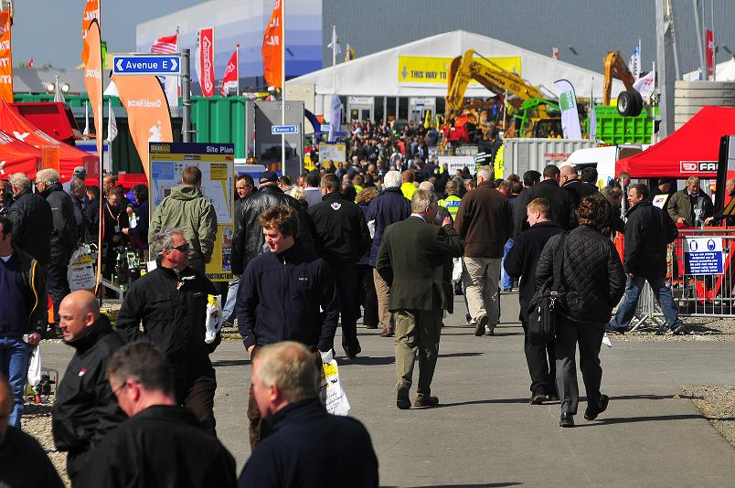 Groundbreaking Success At Plantworx 2013