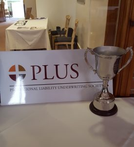 PLUS Golf Day cup